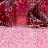 розовая мелкие осколки