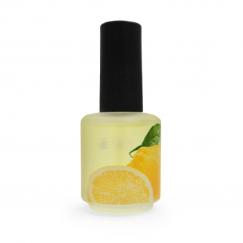 """Масло для кутикулы c ароматом Лимонa """"Yellow Cuticle oil"""" 15 мл"""