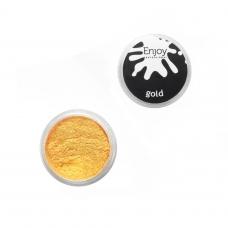 Пыль зеркальная 1гр Золото (gold)