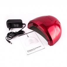 Лампа SUN ONE LED+UV 48W Red(красная)