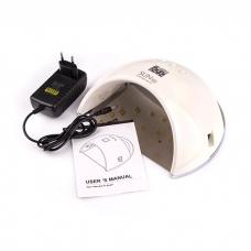Лампа SUN 6 LED+UV 48W White (белая)